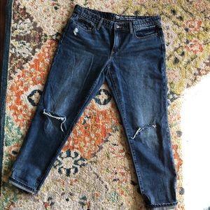 NWOT Gap Boyfriend Jeans